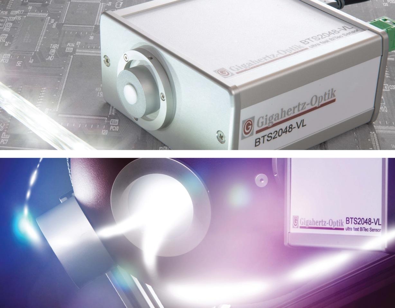 BTS2048VL spectral color measurement device