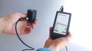 Gigahertz-Optik CSS-45 + CSS-D Hand-held Spectrometer