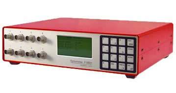 P-9801 8-channel optometer from Gigahertz-Optic