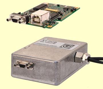 X1-PCB Radiometer/Photometer from Gigahertz-Optic